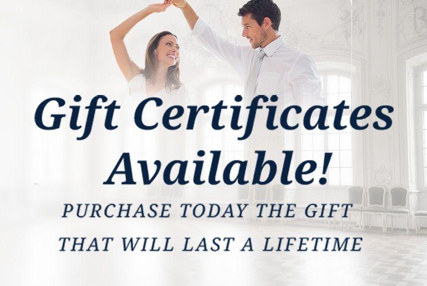 Gift Certificates Mobile Banner